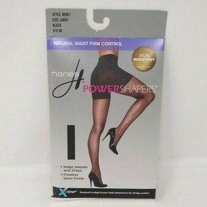 Women's Hanes Power Shapers Firm Control Pantyhose